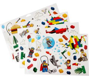 LEGO Wall Stickers (851402)