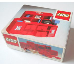 LEGO Wall unit Set 294 Packaging