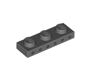 LEGO Warrior Kitty Plate 1 x 3 (3623 / 44368)
