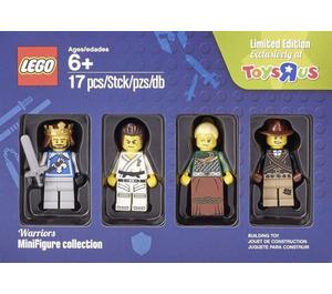 LEGO Warriors minifigure collection (5004422)
