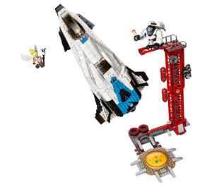 LEGO Watchpoint: Gibraltar Set 75975