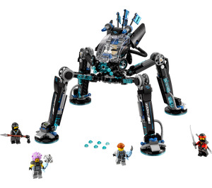 LEGO Water Strider Set 70611