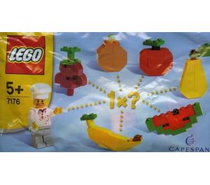 LEGO Watermelon Set 7176