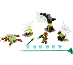 LEGO Web Dash Set 70138