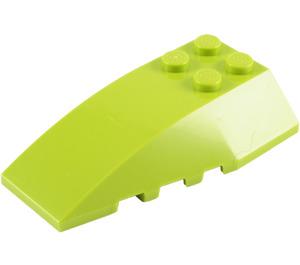 LEGO Wedge 6 x 4 Triple Curved (43712)