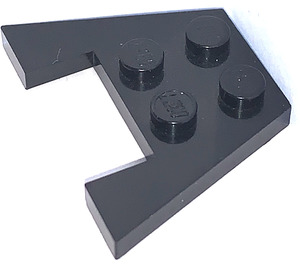 LEGO Wedge Plate 3 x 4 without Stud Notches (4859)