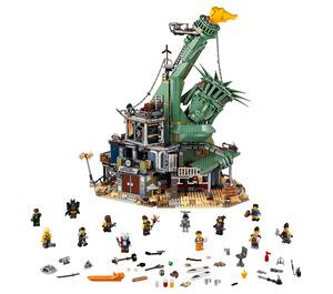 LEGO Welcome to Apocalypseburg! Set 70840