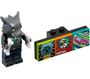 LEGO Werewolf Drummer Set 43101-12