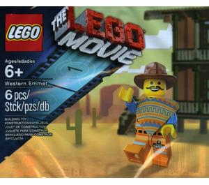 LEGO Western Emmet Set 5002204