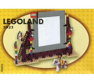 LEGO Western Picture Frame (5923)