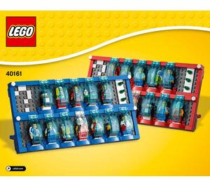 LEGO What am I? Set 40161 Instructions