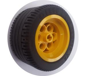 LEGO Wheel 49.6 x 28 VR Assembly (6595)