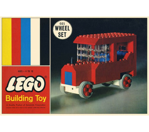 LEGO Wheel Set 021
