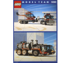 LEGO Whirl and Wheel Super Truck Set 5590