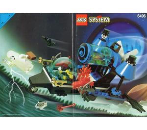 LEGO Whirling Time Warper Set 6496