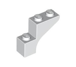 LEGO White Arch 1 x 3 x 2 (88292)
