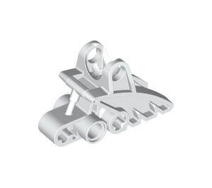 LEGO White Bionicle Foot (41668)