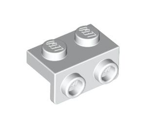 LEGO White Bracket 1 x 2 - 1 x 2 (99781)