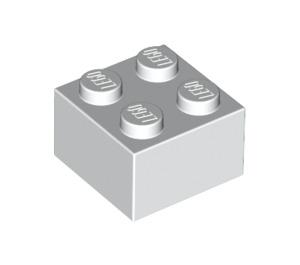 LEGO White Brick 2 x 2 (3003)