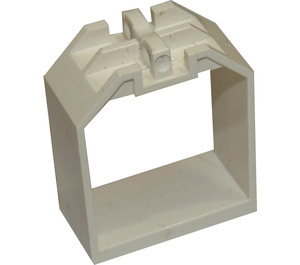 LEGO White Container 4 x 2 x 4 with 2 Click Hinges (30637)