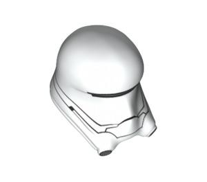 LEGO White Flametrooper Helmet (23915)