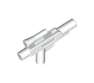 LEGO White Minifig Gun Short Blaster (58247)