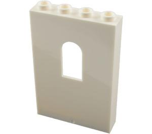 LEGO White Panel 1 x 4 x 5 with Window (60808)