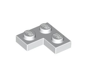 LEGO White Plate 2 x 2 Corner (2420)