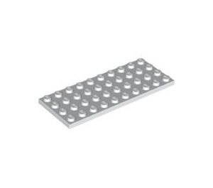 LEGO White Plate 4 x 10 (3030)