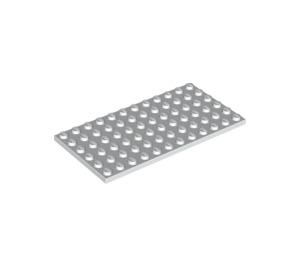 LEGO White Plate 6 x 12 (3028)