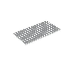 LEGO White Plate 8 x 16 (92438)
