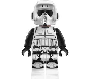 LEGO White Scout Trooper Minifigure