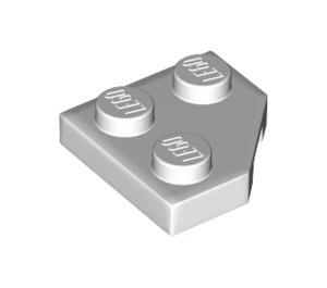 LEGO White Wedge Plate 2 x 2 (45º) (26601)