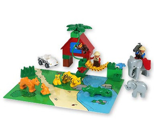 LEGO Wild Animals Set 3612