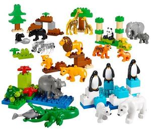 LEGO Wild Animals Set 45012