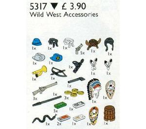 LEGO Wild West Accessories Set 5317