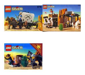 LEGO Wild West Gift Pack Set