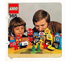 LEGO Wild West Set 365-1 Instructions