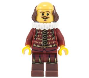 LEGO William Shakespeare Minifigure