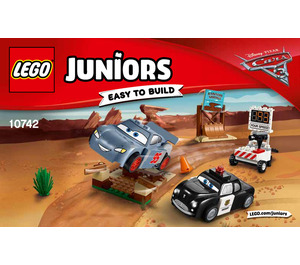 LEGO Willy's Butte Speed Training Set 10742 Instructions