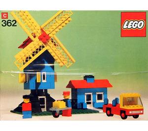 LEGO Windmill Set 362-1