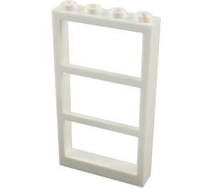 LEGO Window 1 x 4 x 6 Frame with Three Panes (6160 / 46523 / 57894)