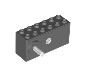 LEGO Windup - Motor 2 x 6 x 2 1/3 Assembly (42073)