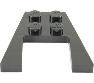 LEGO Wing 4 x 4 with 2 x 2 Cutout (41822 / 43719)