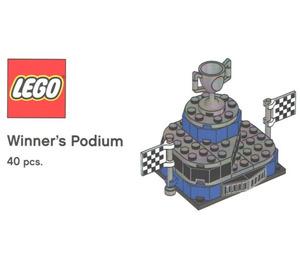 LEGO Winner's Podium Set TRUPODIUM