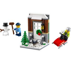 LEGO Winter Fun Set 40124