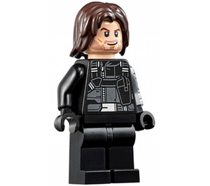LEGO Winter Soldier Minifigure