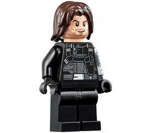 LEGO Winter Soldier Minifigure
