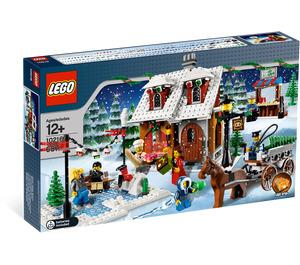 LEGO Winter Village Bakery Set 10216 Packaging