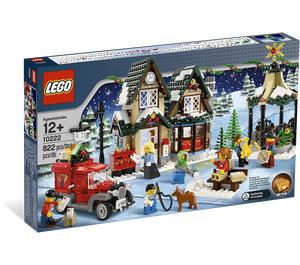 LEGO Winter Village Post Office Set 10222 Packaging